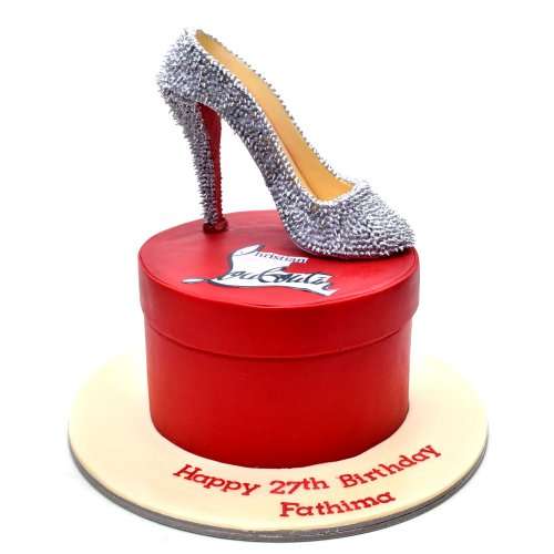 christian louboutin shoes cake 12 13