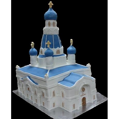church cake 12