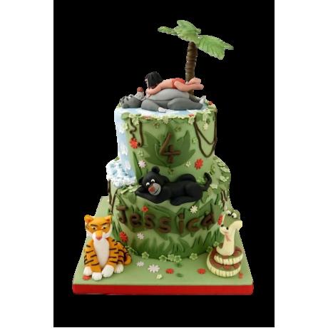 The Jungle book cake