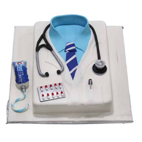 doctor's cake 7 6