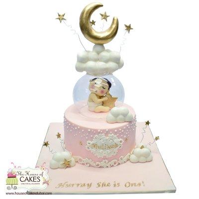 Baby Shower cake 28