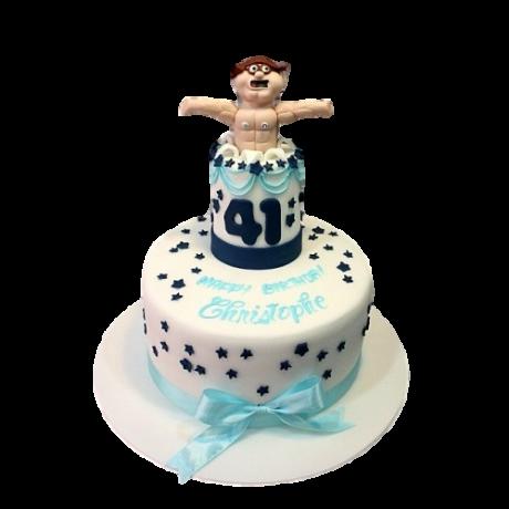 family guy cake 6