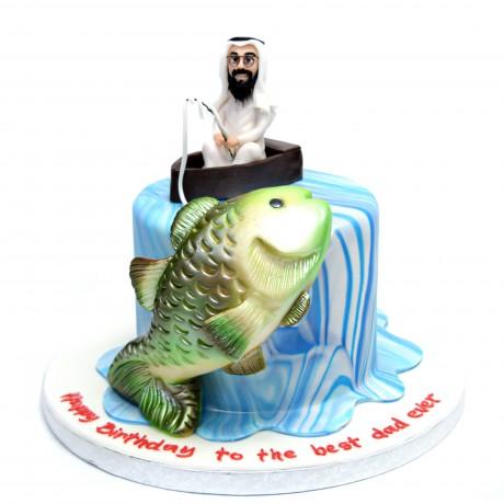 fisher cake 8 7