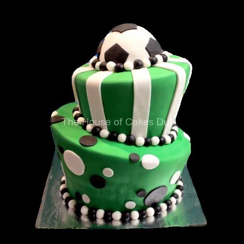 Football Cake 6
