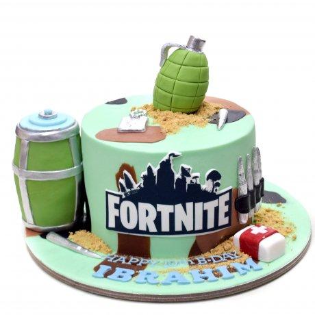 Fortnite cake 11