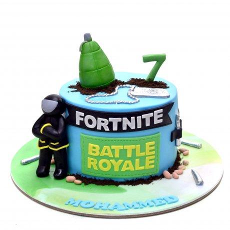 fortnite cake 2 6