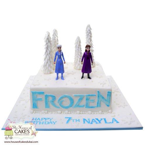 Frozen Cake 41