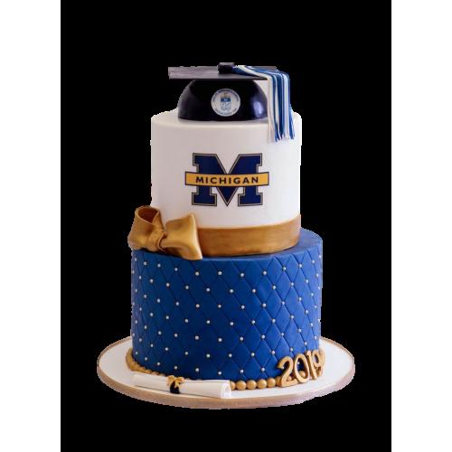 graduation cake 15 7