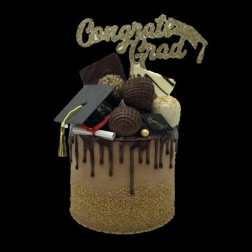 Graduation cake 33