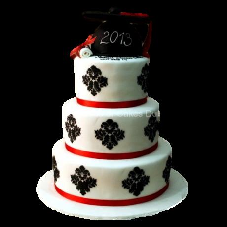 Graduation cake 31