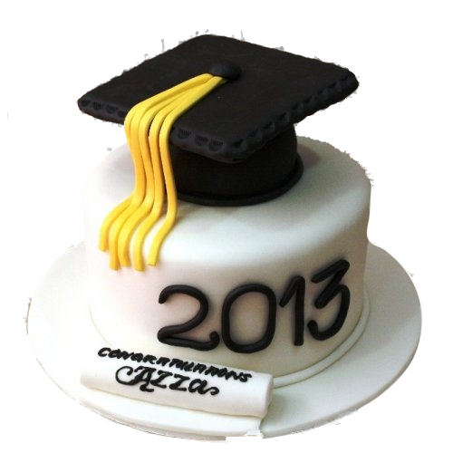 graduation cake 16 8