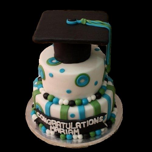graduation cake 17 7