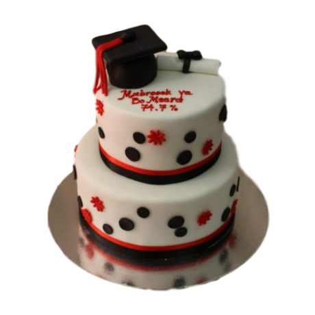 graduation cake 30 6