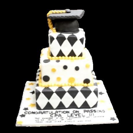 graduation cake 35 6
