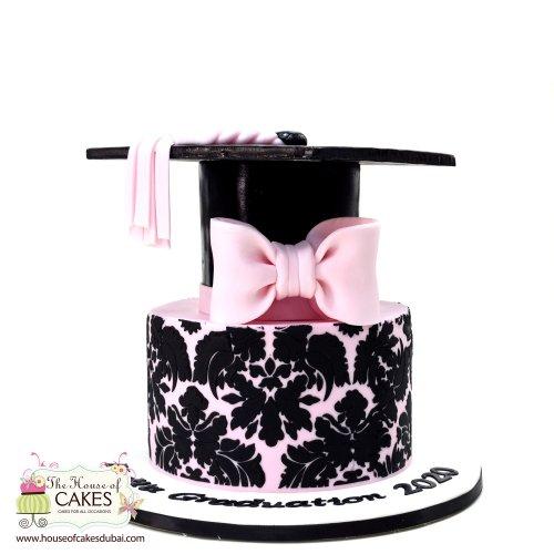 Graduation cake 54