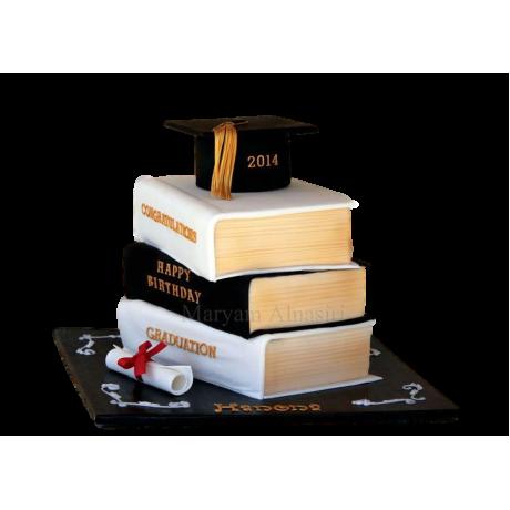 graduation cake 14 6