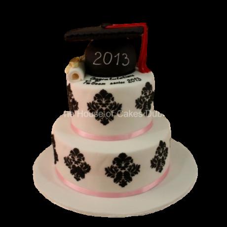 graduation cake 21 6