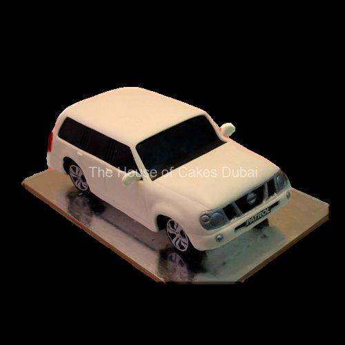 Nissan Patrol Cake 4