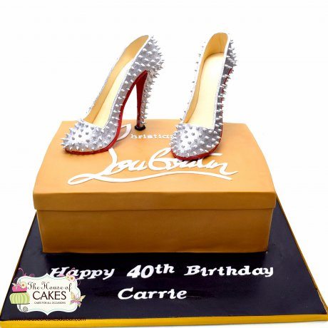 christian louboutin shoes cake 11 6
