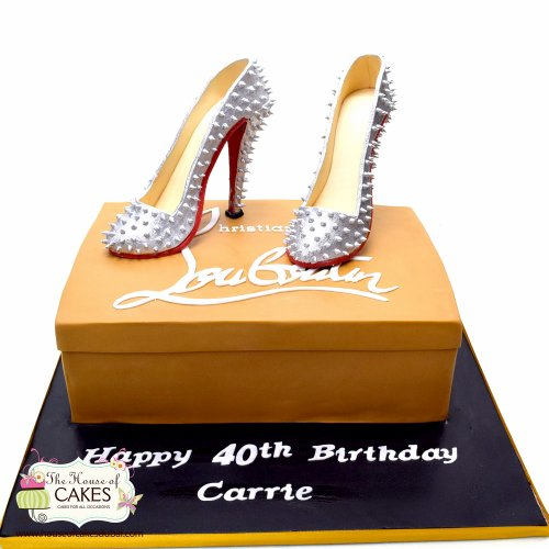 christian louboutin shoes cake 11 7