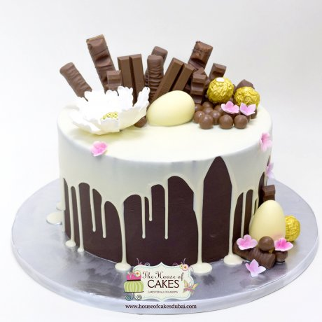 dripping fantasy cake 2 6