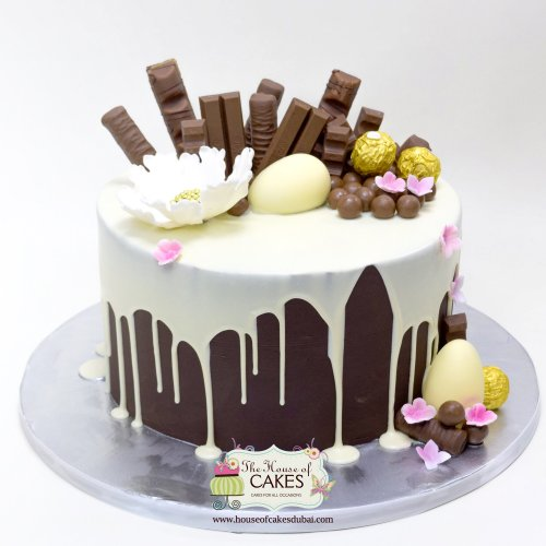 dripping fantasy cake 2 8