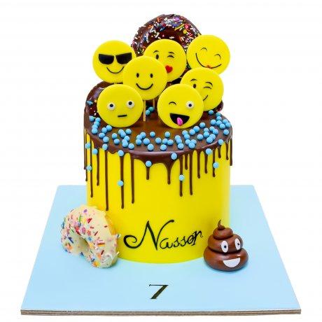 emoji cake 2 6