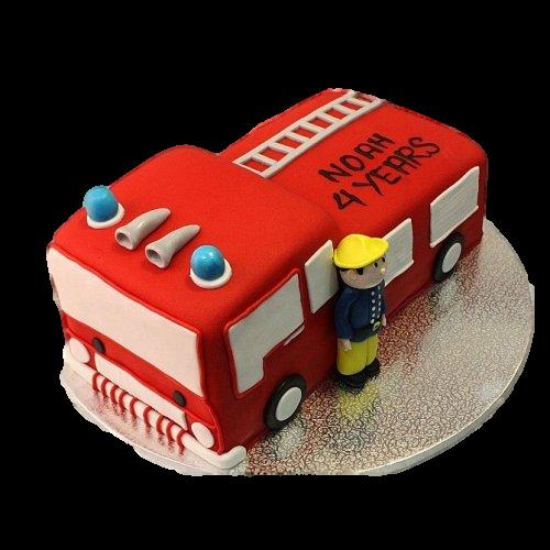 fireman sam cake 8
