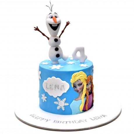 Frozen cake 19