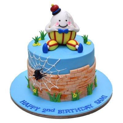 Humpty Dumpty Cake 1