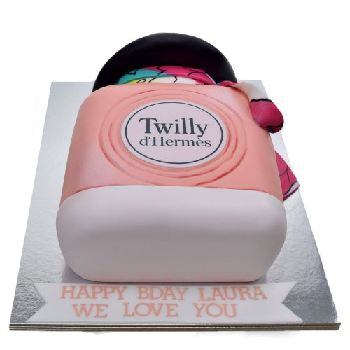 Twilly D'Hermes Perfume Cake