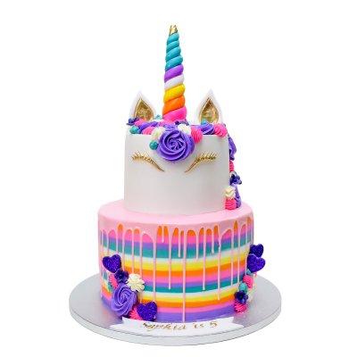 Unicorn Cake 41