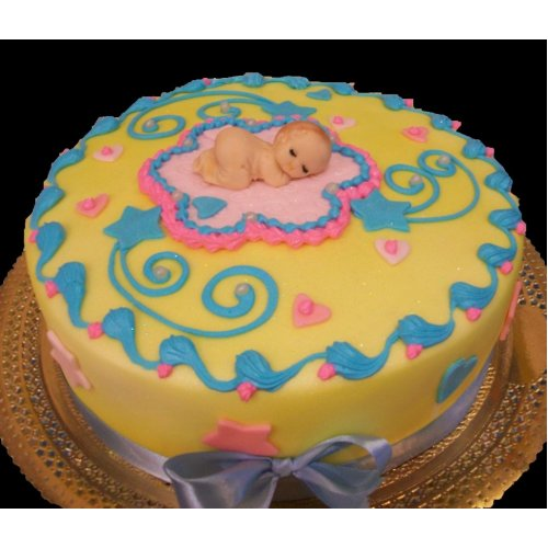 Baby Shower Cake 6