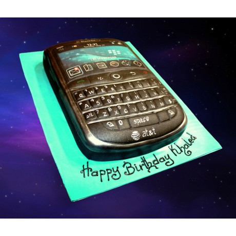 BlackBerry 9650 Cake