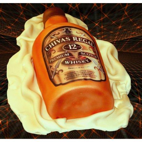 chivas regal bottle cake 7