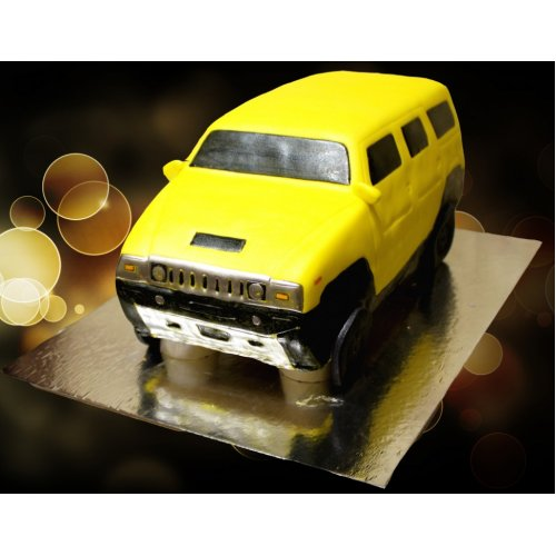 Cake Hummer