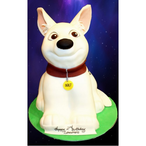 Bolt Cake