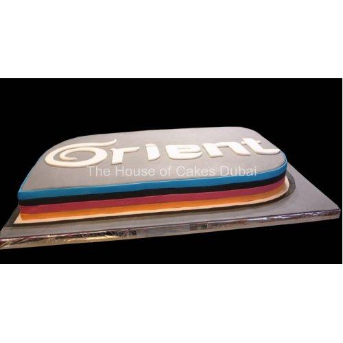Orient TV Cake