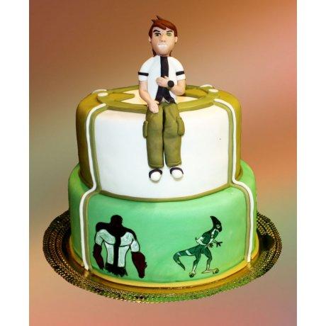 Ben Ten Cake 6
