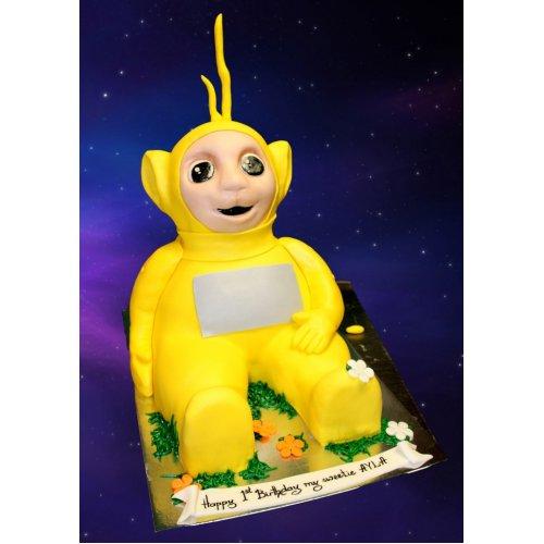 3D Teletubbie Cake