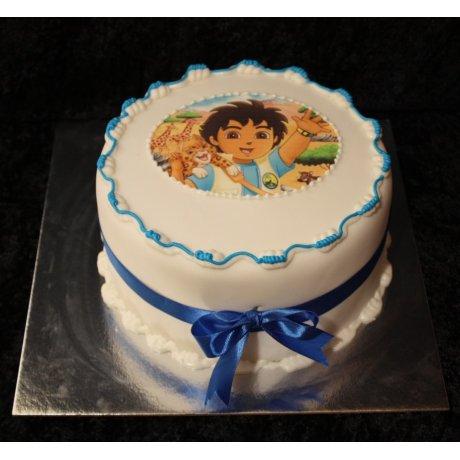 Cake Diego