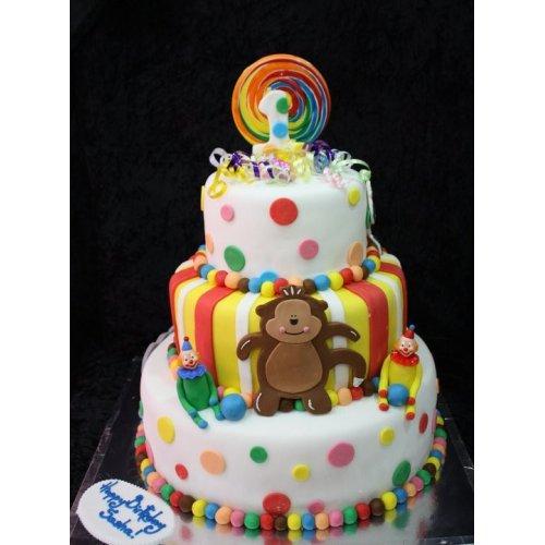 Circus Cake 3