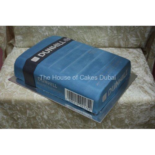 dunhill blue box cake 8