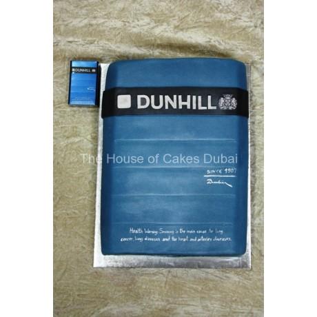 dunhill blue box cake 7