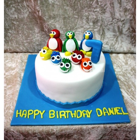 Cake Daniel