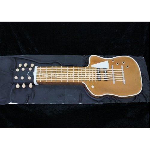 Guitar Cake 5