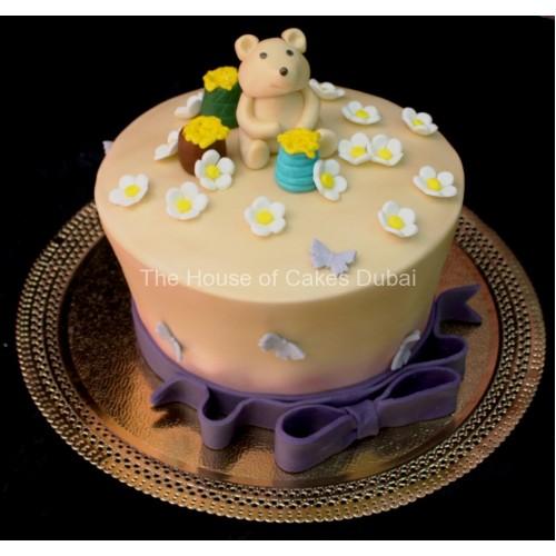Bear Cake 1