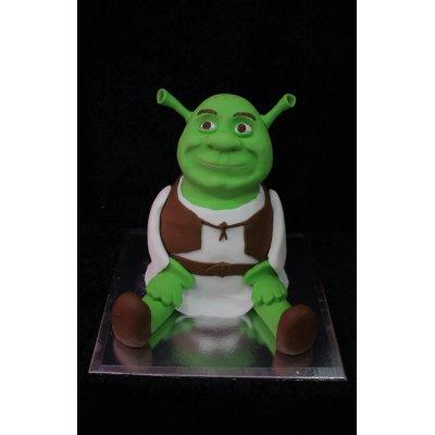 Shrek Cake 2