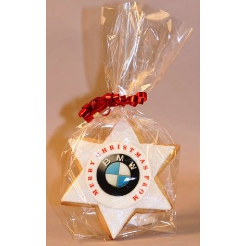 star cookies with logo 7