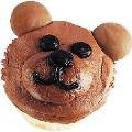 Bear Hug Cupcakes
